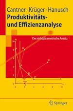 Produktivitäts- Und Effizienzanalyse (Springer-lehrbuch)