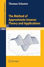 The Method of Approximate Inverse af Thomas Schuster