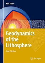 Geodynamics of the Lithosphere