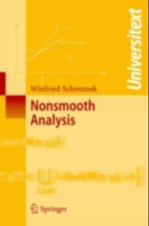 Nonsmooth Analysis af Winfried Schirotzek