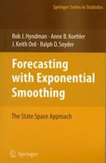 Forecasting with Exponential Smoothing af Rob Hyndman