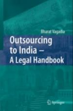 Outsourcing to India - A Legal Handbook