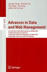 Advances in Data and Web Management af Jeffrey Xu Yu, Guozhu Dong, Wallace Wang