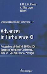 Advances in Turbulence XI (SPRINGER PROCEEDINGS IN PHYSICS, nr. 117)