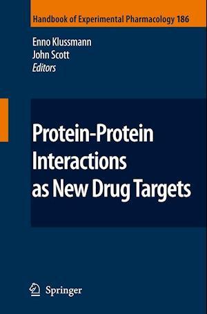Bog, hardback Protein-Protein Interactions as New Drug Targets af John Scott, Enno Klussmann