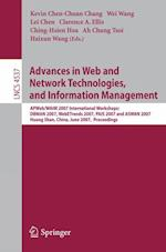 Advances in Web and Network Technologies, and Information Management (Lecture Notes in Computer Science / Information Systems and Applications, Incl. Internet/web, and Hci, nr. 4537)