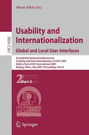Usability and Internationalization. Global and Local User Interfaces : Second International Conference on Usability and Internationalization, UI-HCII