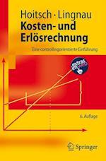 Kosten- Und Erlösrechnung (Springer-lehrbuch)