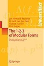 The 1-2-3 of Modular Forms af Gerard van der Geer, Don Zagier, Kristian Ranestad