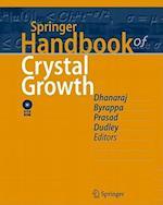 Springer Handbook of Crystal Growth (Springer Handbooks)