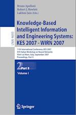 Knowledge-Based Intelligent Information and Engineering Systems (Lecture Notes in Computer Science, nr. 4693)