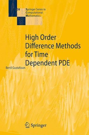 High Order Difference Methods for Time Dependent PDE