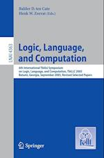 Logic, Language, and Computation (Lecture Notes in Computer Science, nr. 4363)