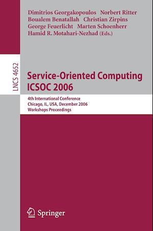 Service-Oriented Computing ICSOC 2006