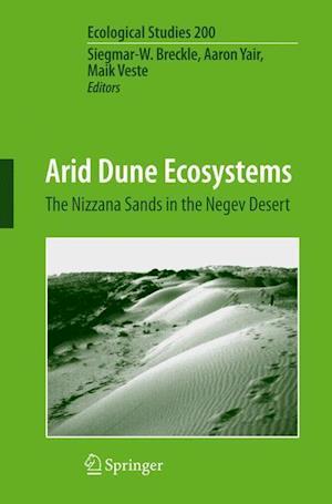 Arid Dune Ecosystems: The Nizzana Sands in the Negev Desert