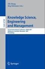 Knowledge Science, Engineering, and Management af Zili Zhang