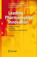 Leading Pharmaceutical Innovation af Oliver Gassmann