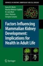Factors Influencing Mammalian Kidney Development