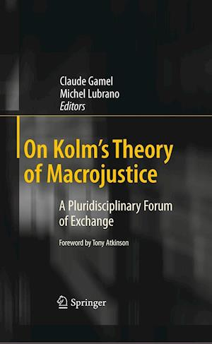 On Kolm's Theory of Macrojustice