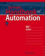 Springer Handbook of Automation af Shimon Y. Nof