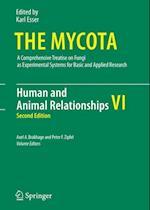 Human and Animal Relationships (The Mycota, nr. 6)