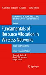 Fundamentals of Resource Allocation in Wireless Networks af Holger Boche