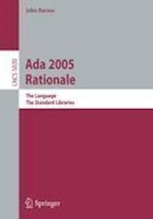 Ada 2005 Rationale