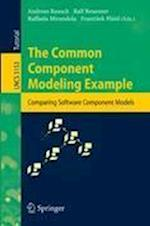 The Common Component Modeling Example af Andreas Rausch, Frantisek Plasil, Raffaela Mirandola