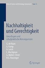 Nachhaltigkeit Und Gerechtigkeit af Achim Lerch, Gerhard de Haan, Georg Kamp
