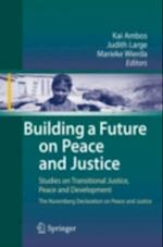 Building a Future on Peace and Justice