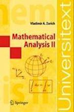 Mathematical Analysis af Roger Cooke, Vladimir A Zorich, R Cooke