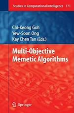 Multi-Objective Memetic Algorithms