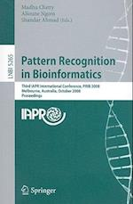 Pattern Recognition in Bioinformatics (Lecture Notes in Computer Science: Lecture Notes in Artificial Intelligence, nr. 5265)