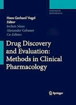 Drug Discovery and Evaluation: Methods in Clinical Pharmacology (Drug Discovery and Evaluation Methods in Clinical Pharmacology)