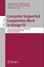 Computer Supported Cooperative Work in Design af Yun Yang, Jean Paul A Barthes, Weiming Shen