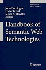 Handbook of Semantic Web Technologies (Handbook of Semantic Web Technologies)