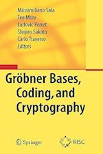 Grobner Bases, Coding, and Cryptography af Teo Mora, Carlo Traverso, Ludovic Perret