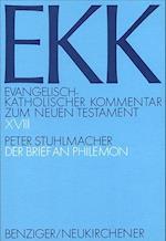 Der Brief an Philemon af Peter Stuhlmacher