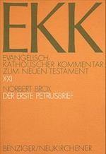 Der Erste Petrusbrief af Norbert Brox