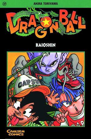 Dragon Ball 37. Kaioshin