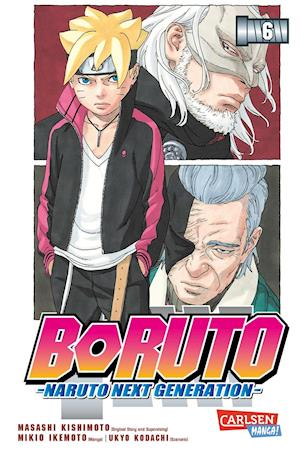 Boruto - Naruto the next Generation 6