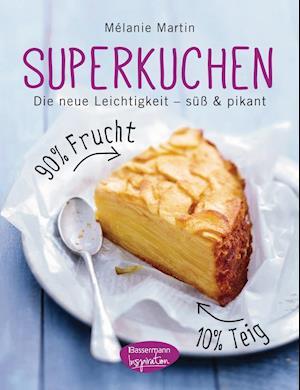 Superkuchen! 90 % Frucht - 10 % Teig