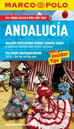 Andalucia Marco Polo Pocket Guide
