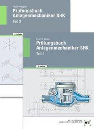 Paketangebot Prüfungsbuch Anlagenmechaniker SHK