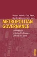 Metropolitan Governance af Eran Razin, Hubert Heinelt, Karsten Zimmermann