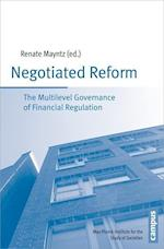 Negotiated Reform af Renate Mayntz