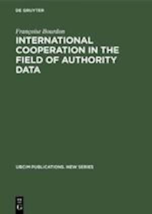 International cooperation in the field of authority data