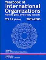 Yearbook of International Organizations 2005/2006 V1 2 Pts