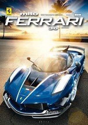 Der offizielle Ferrari Kalender 2020 »Mythos Ferrari«