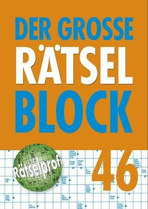 Der große Rätselblock 46